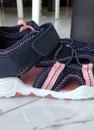 Летние дышащие кроссовки/босоножки h&m