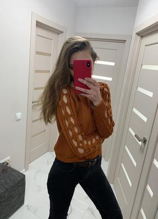 Очень красивый свитер от forever 21 #розвантажуюсь