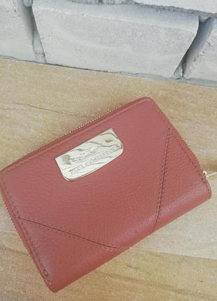 Шкіряний фірмовий дизайнерський гаманець paul costelloe !!!! оригінал!!!