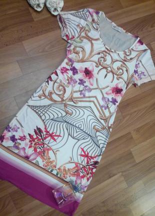 Обалденное платье с интересной спинкой