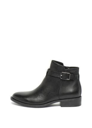 Ботинки кожаные vagabond