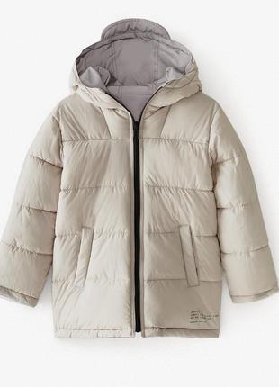 Курточка двусторонняя, размер 12 лет