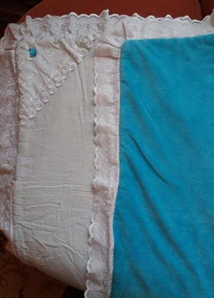 Одеяло конвертик