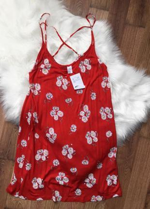 Красное платье, сарафан ❤️