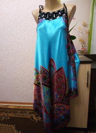 Платье летучка
