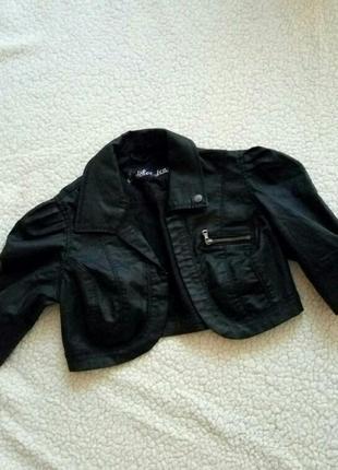 Укороченная куртка пиджак болеро dolce