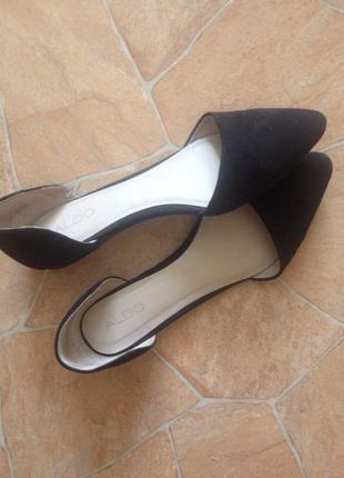 Мега удобные фирменные туфли aldo