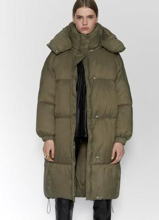 Курточка с высоким воротником, размер м