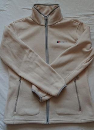 Флисовая куртка кофта berghaus