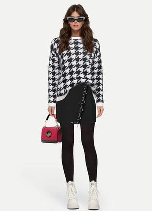 Классный джемпер, свитер большого р-ра бренда yessica, оверсайз