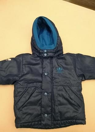 Демесезонна курточка adidas 6-12міс