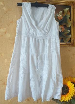 Плаття літнє натуральне.