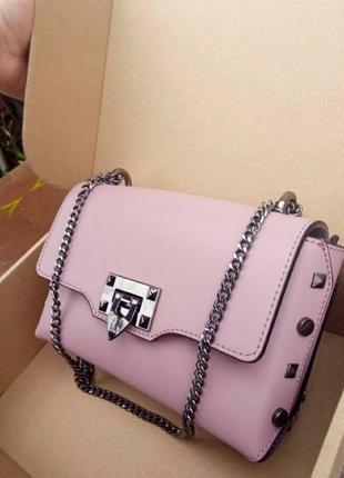 Новая сумочка, натуральная итальянская кожа, italian bags.