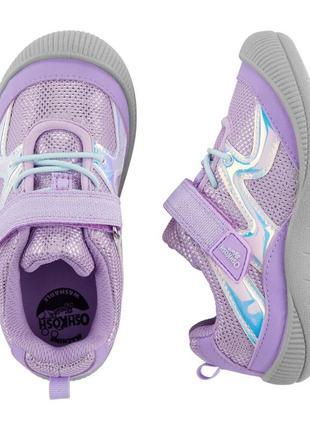 Мега крутые трендовые удобные кроссовки для девочки oshkosh (ошкош)