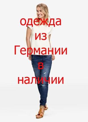 Хлопковая футболка esmara germany