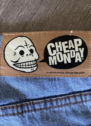 Просто бомбические джинсы cheap monday