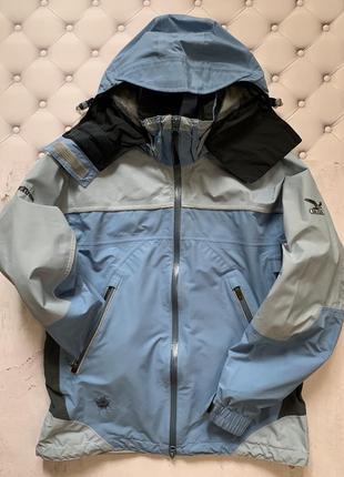 Куртка ветровка salewa gore-tex