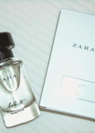 Духи zara white