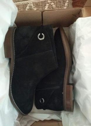 Ботинки clarks4 фото