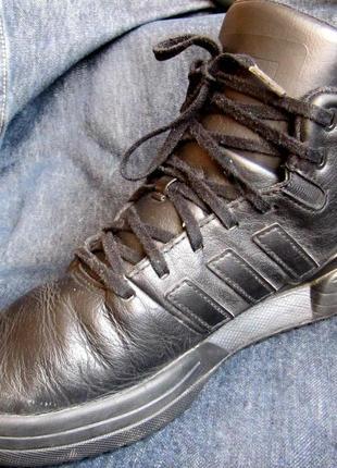 Adidas veritas оригинал ботинки кроссовки 25.7 см
