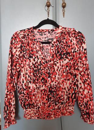 Яркая нарядная блуза в подарок