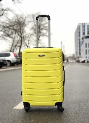 Распродажа! малый чемодан для ручной клади / валіза мала пластикова ручна поклажа
