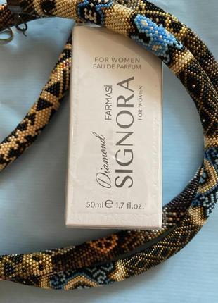 Женская парфюмированная вода signora diamond farmasi