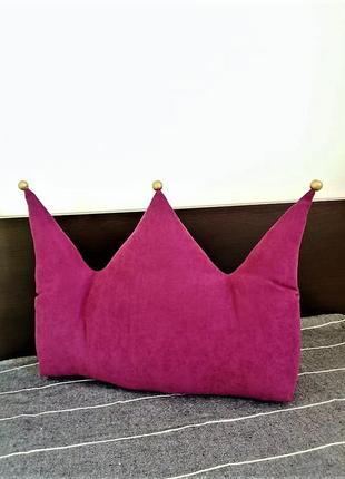 Декоративная подушка для принцессы 🌷