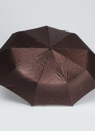 Зонт тм avk  жаккардовый (уплотнённая ткань ,усиленная сталь каркаса, антиветер)