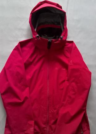 Мембранная куртка штормовка schoffel goretex