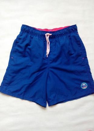 Стильные шорты-плавки для мальчика c&a р. 158/164