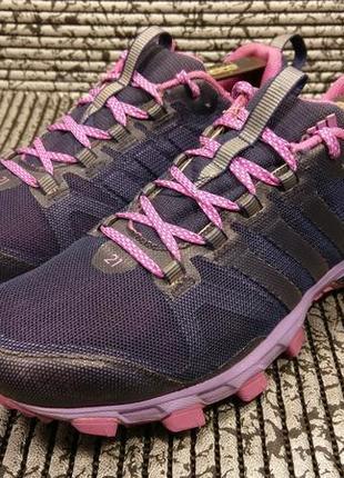 Кроссовки adidas response trail 21 женские треккинговые беговые 41-42рр, 26.5см