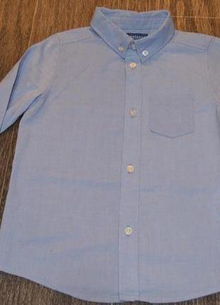 Нарядная рубашка на мальчика