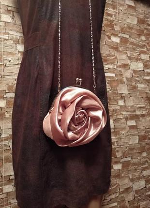 Италия новая! шикарная,красивая, нежная, стильная сумка,сумочка,кросс,боди,клатч