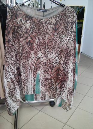 Блуза бренда kor@kor италия распродажа по закупке