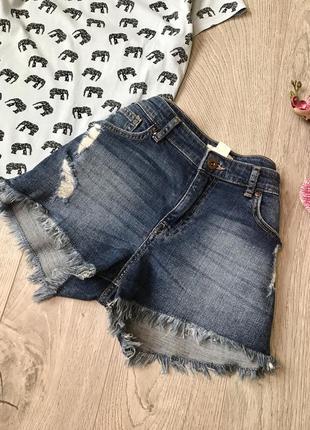 Актуальні джинси з тороками від h&m
