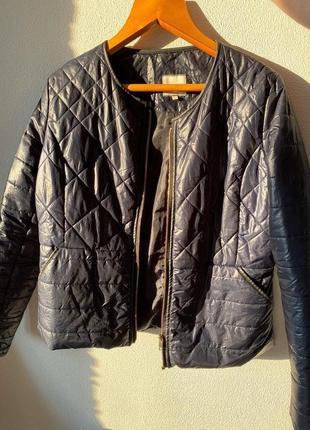 Легкая стеганная куртка easy wear
