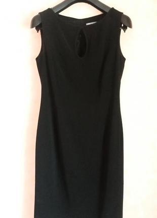 Платье футляр  (длина миди)