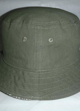 Панама двусторонняя reebok classic fo bucket hat