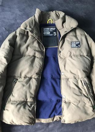 Куртка superdry company jpn