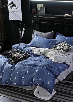 """Комплект постельного белья """"созвездия"""", есть все размеры, 100% хлопок"""