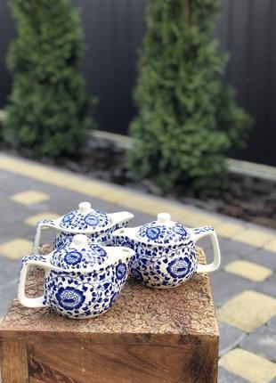 Чайник керамічний