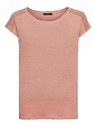 Льняная футболка блуза esmara germany