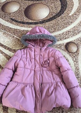 Курточка на весну f&f