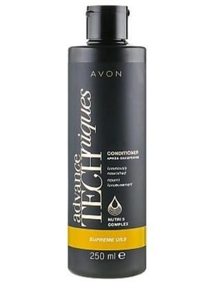 Кондиционер для волос драгоценные масла