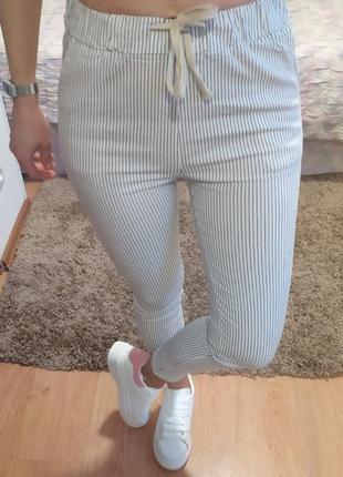 Стильные,летние штаны леггинсы