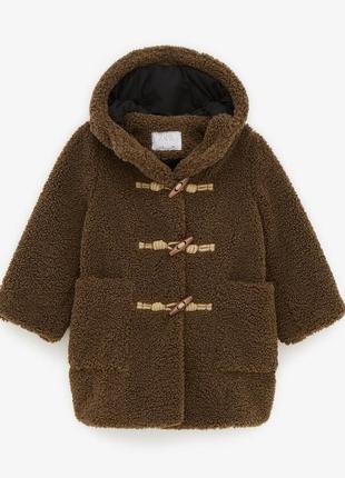 Пальто под овчинку