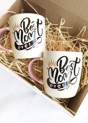 Торг!чашка для мамы/ на подарок маме/ лучша я мама на свете/ best mom ever
