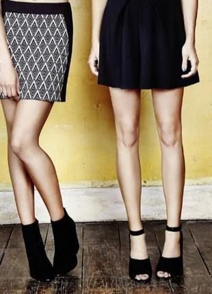 Брендовая юбка miss selfridge