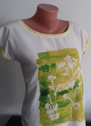 Модна футболка оверсайзом від cherokee
